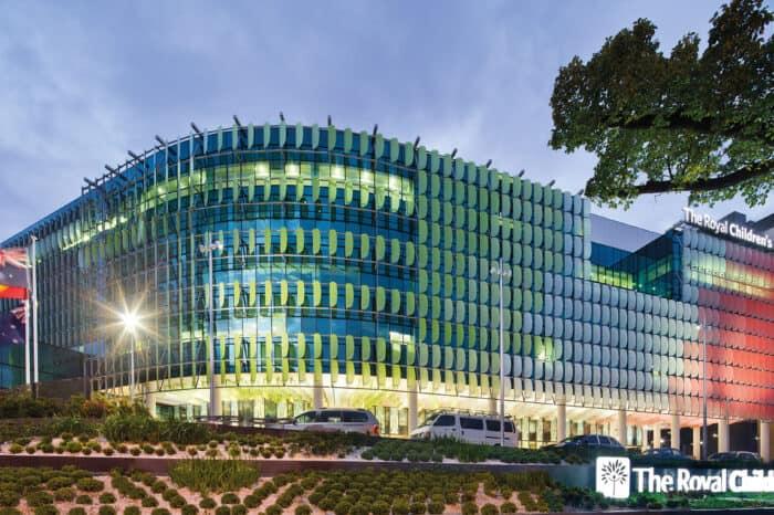 Royal Children's Hospital Redevelopment