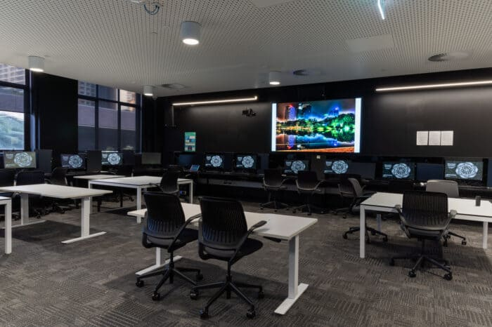 RMIT University – Games & Digital Media Animation Hub
