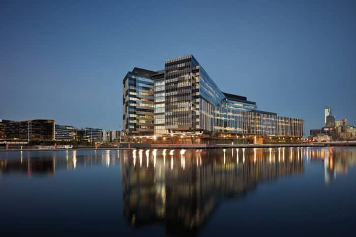 ANZ Centre – Corporate Headquarters Docklands, Melbourne