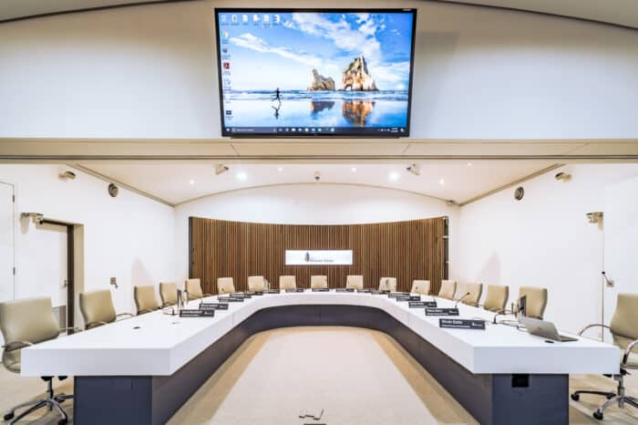 Moonee Valley City Council – Council Chambers