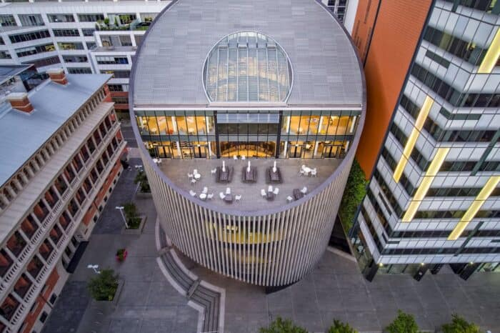 City of Perth – Library