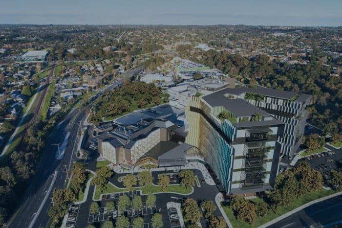 Frankston Hospital Redevelopment