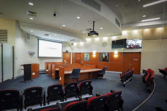 Moot Court & Law Centre