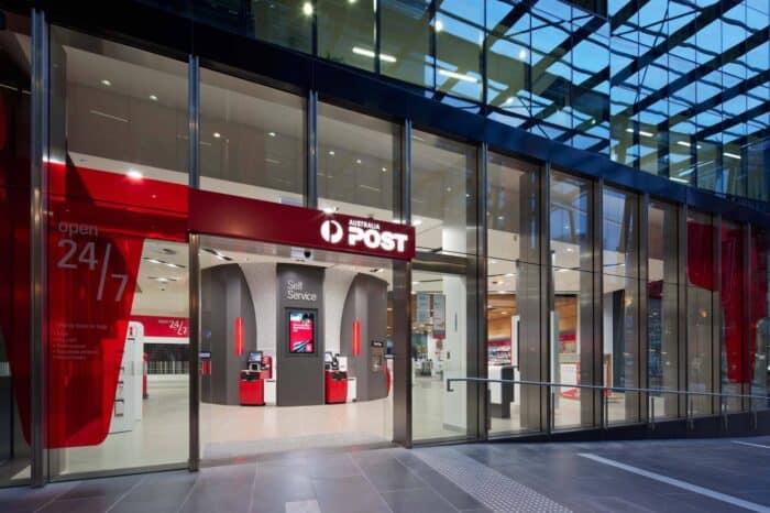 Australia Post Melbourne Headquarters