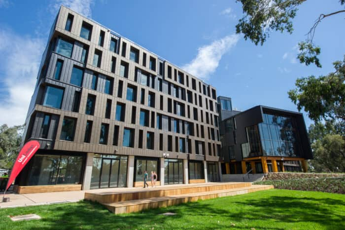 RMIT University – UniLodge @ RMIT Bundoora