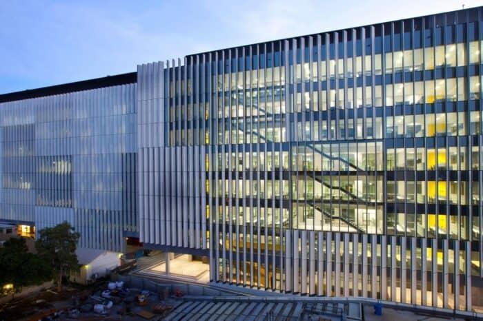 University of NSW – Science & Engineering Building