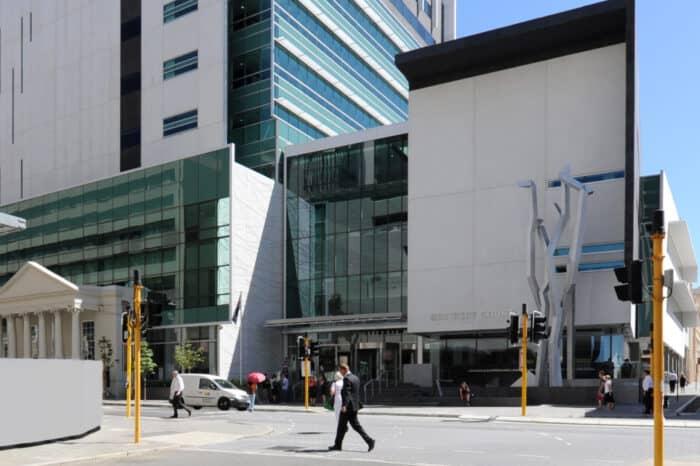 District Court Building, Perth